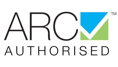 ARC Tick Authorised