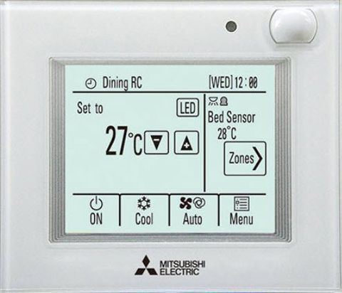 Ducted Air Conditioning Controller Parkside